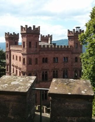 beautiful castles in the Black Forest