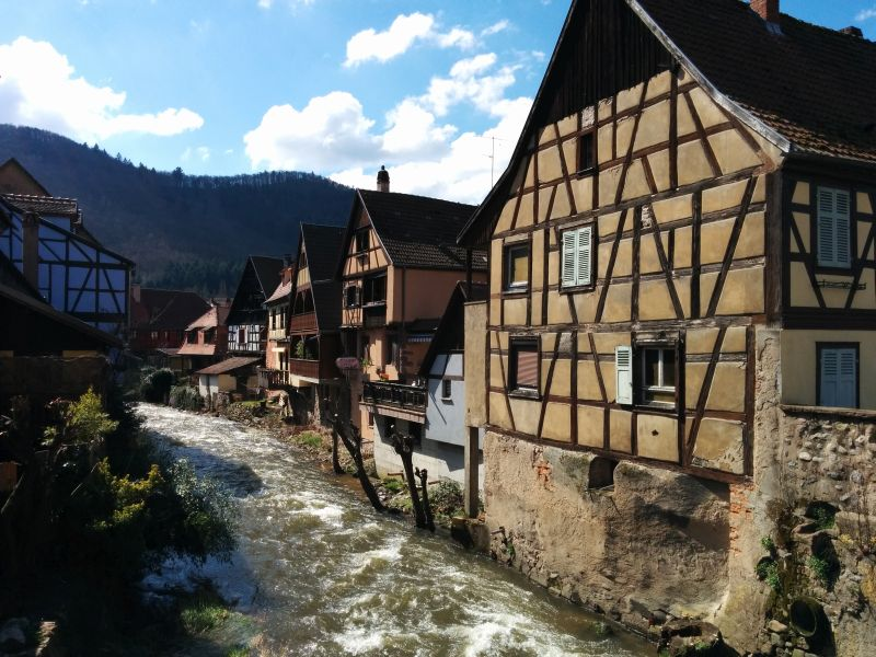 beautiful wine villages in Alsace