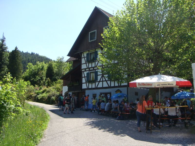 black Forest festivals on the weekend