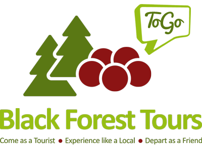 black forest togo logo