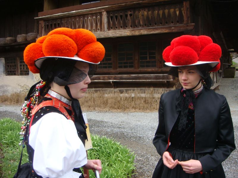 black forest traditional costume