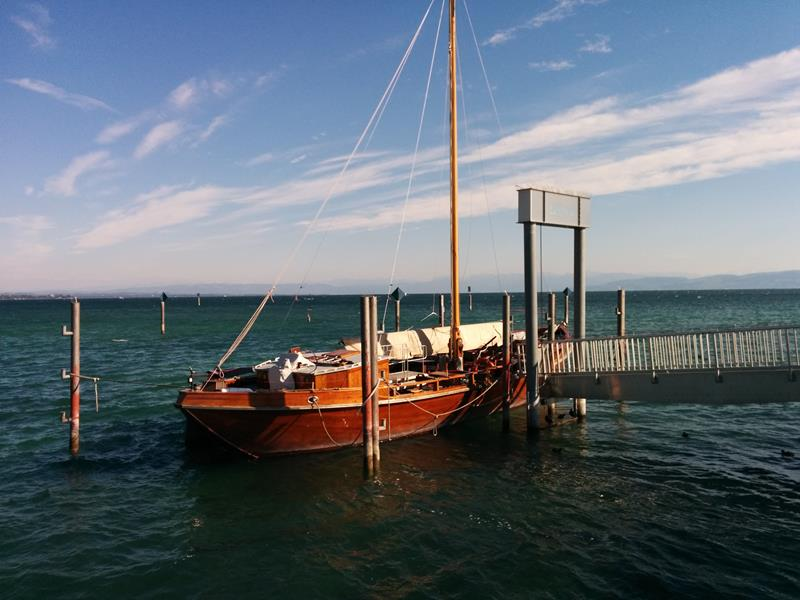 boat ride lake constance