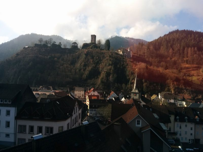 cute old black forest towns