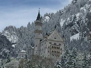 Fairy Tale Castle Neuschwanstein
