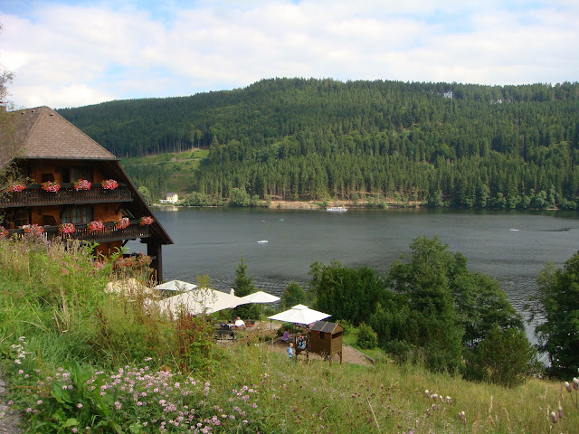 Famous Black Forest Lake