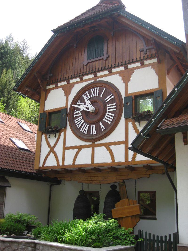 Giant Cuckoo Clock