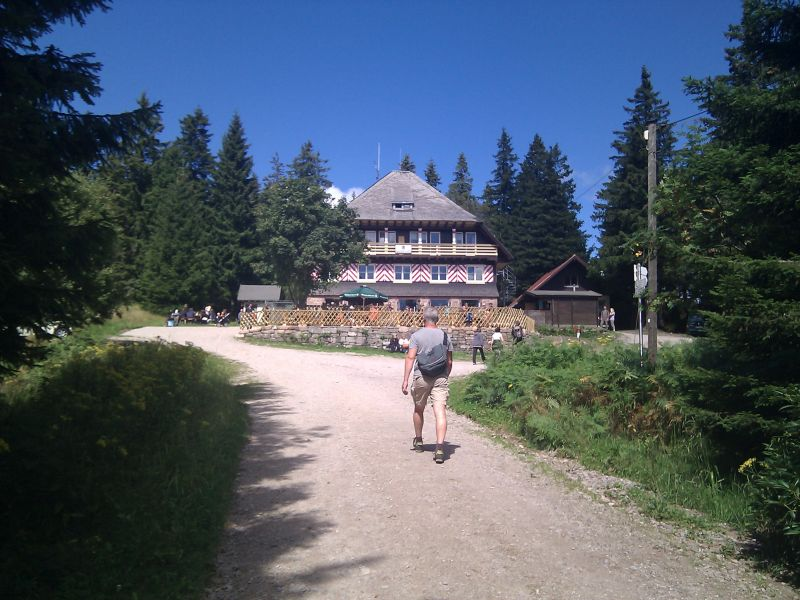 Hiking in the Northern Black Forest