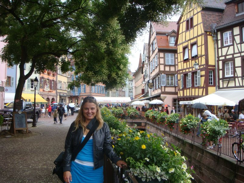 Lots of things to explore in Alsace