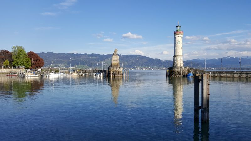 Must see town of Lindau