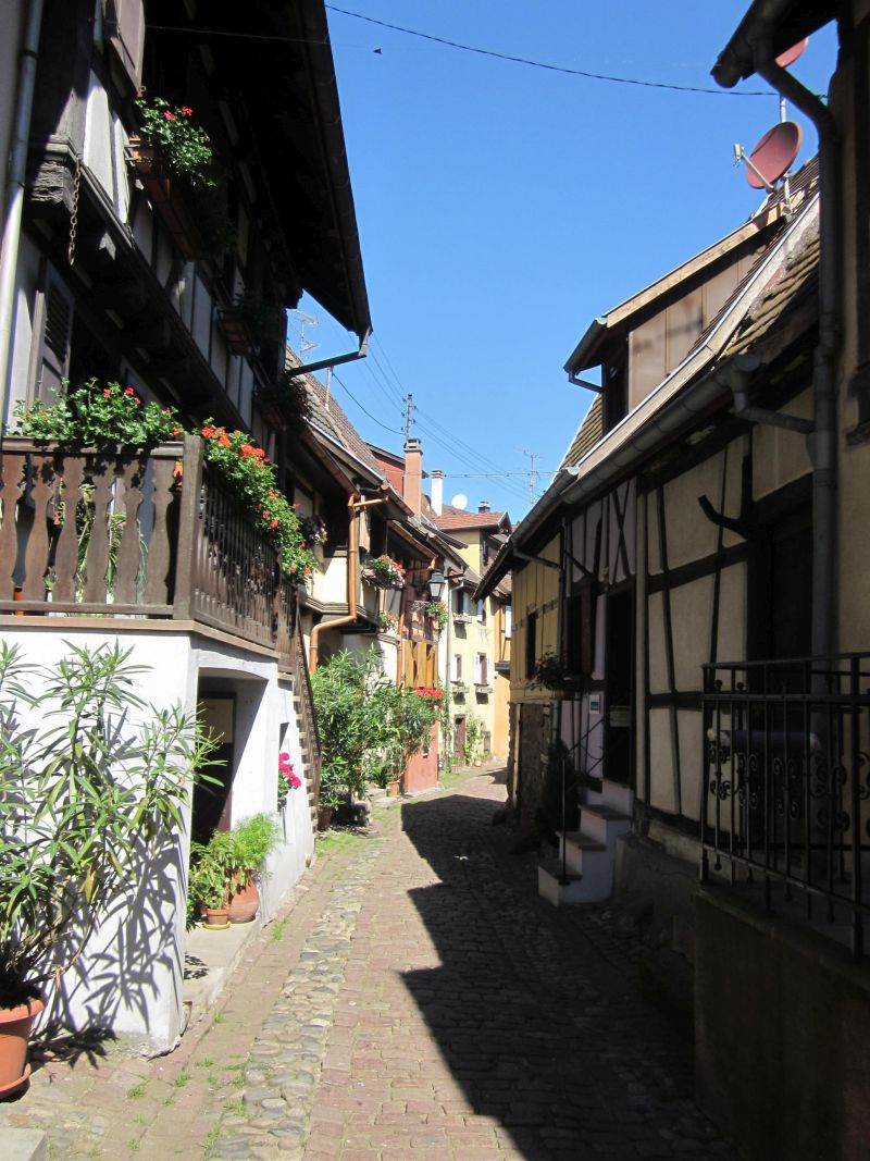 old towns in alsace