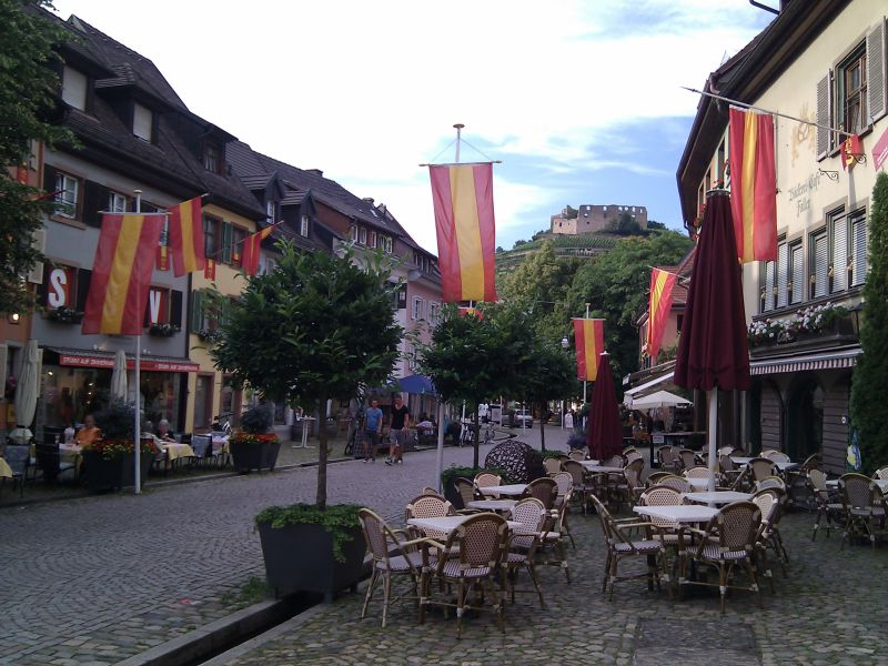 staufen in the black forest