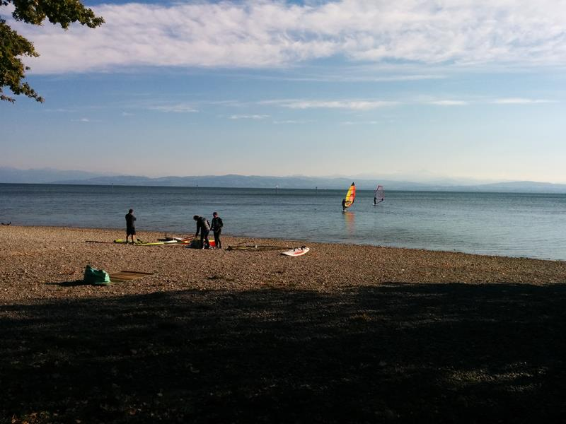 surfing lake constance